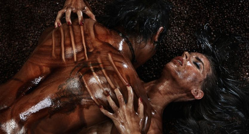 Шоколад и сексе